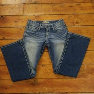 BKE Jeans Kate Size 28x31.5 EUC